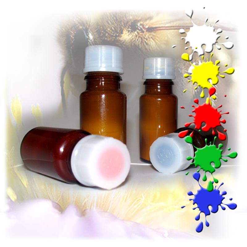 Barva na značení včelích matek-2